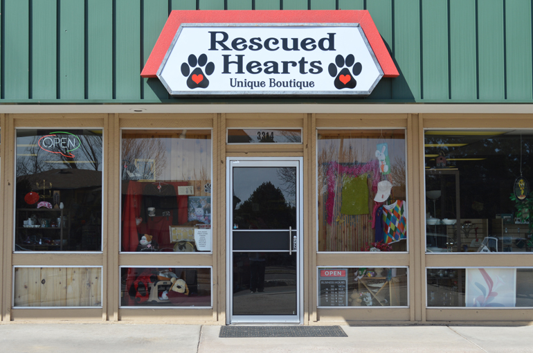 Rescued Hearts Unique Boutique
